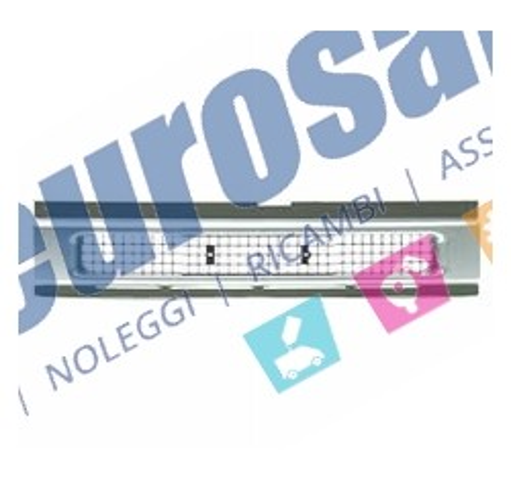 GRIGLIA FRONTALE CABINA PER AUTOCARRO IVECO DAILY S2000