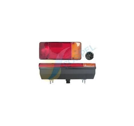 FANALINO POSTERIORE COMPLETO SX IVECO DAILY S2000