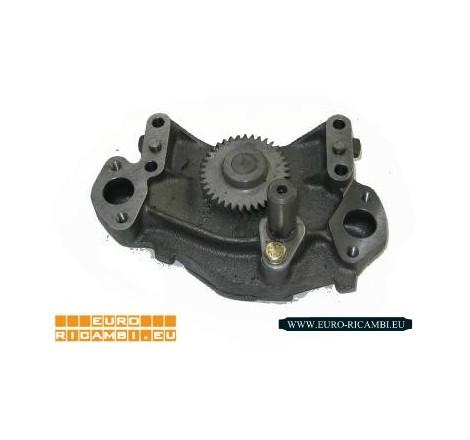 POMPA OLIO MOTORE NEW HOLLAND - 8045.25 / FH 120 - FR 90 37 DENTI