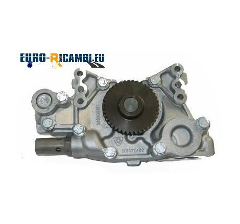 POMPA OLIO MOTORE IVECO - 8060.45/M/S/K 2 - 120E23 MAN IC. D.24