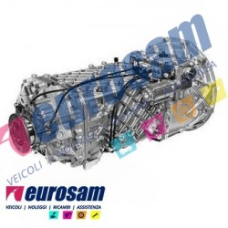 CAMBIO COMPLETO IVECO MAN ZF 16S2220 TO ECOSPLIT 4